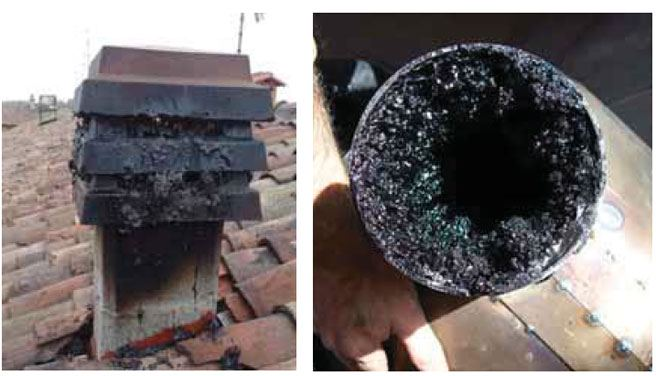 Nuova norma pulizia canne fumarie xenex torino piemonte - Pulire stufa a pellet ...
